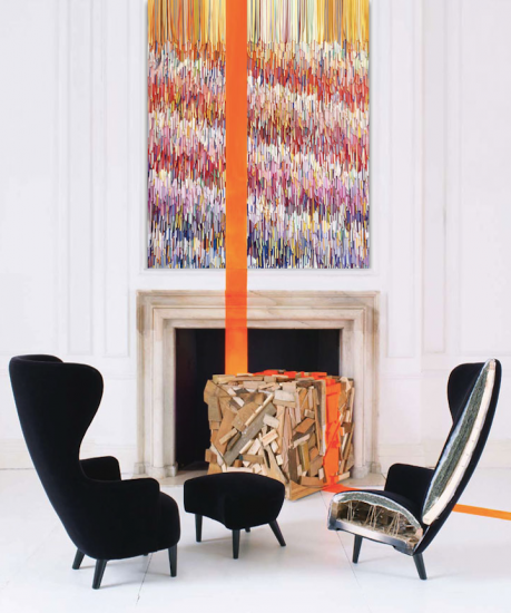 Peter_Combe_Pink-Interference-in-situ-Tom-Dixon-roomscape2010